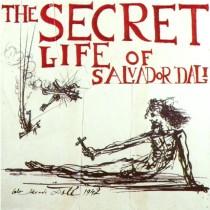"""Книга """"Тайная жизнь Сальвадора Дали, рассказанная им самим"""""""