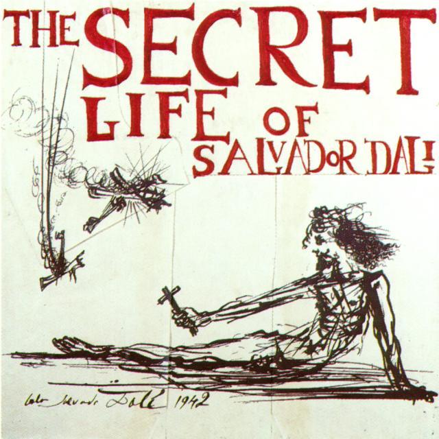 Скачать книгу тайная жизнь сальвадора дали