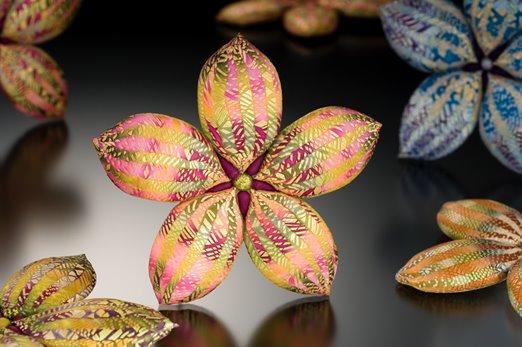 Авторские украшения из полимерной глины Элиc Винтерс