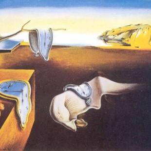 Сальвадор Дали, картина Постоянство памяти (1931), художники сюрреализма