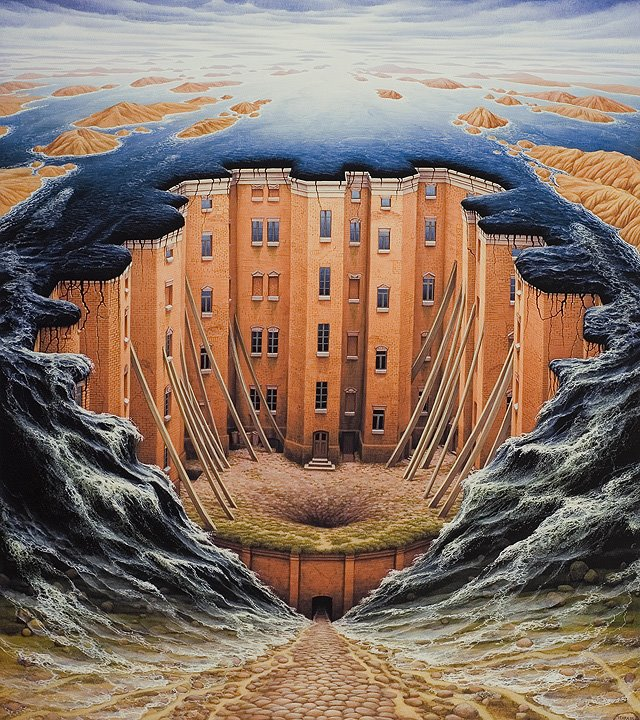 Tama, The flood-gate, Яцек Йерка