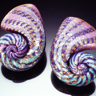 Оригинальные украшения из полимерной глины Элизы Винтерс