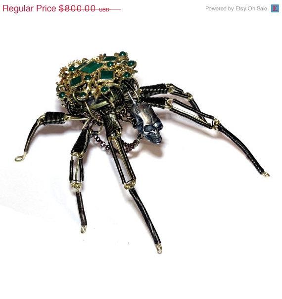 Стимпанк, современное декоративно-прикладное искусство.
