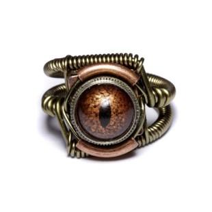 Глазастые кольца Даниэля Пру.