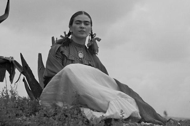 Фрида Кало, фото