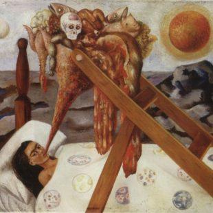 Фрида Кало, картины, без надежды