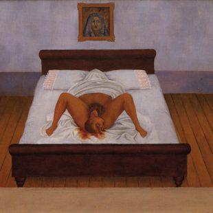 Фрида Кало, картины, мое рождение