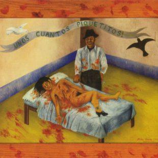 Фрида Кало, картины, всего-то несколько царапин