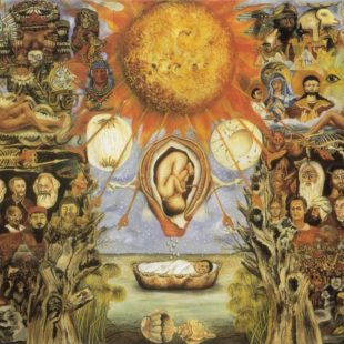 Фрида Кало, картины, Моисей