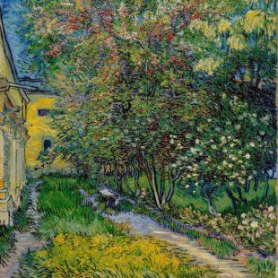 Сад госпиталя Сен-Поль