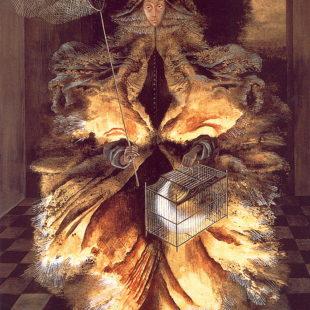 Ловец звезд, Ремедиос Варо, сюрреализм