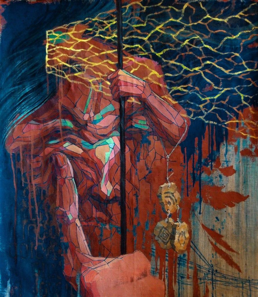 Сюрреалистические картины малоизвестных художников