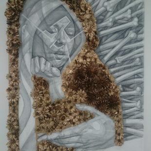 Картины малоизвестных современных художников, кубизм