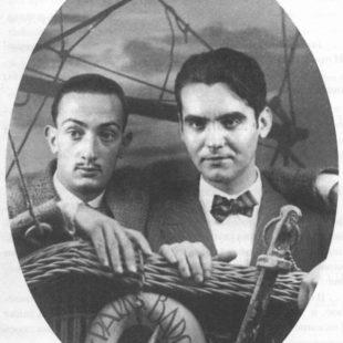 Сальвадор Дали и Лорка