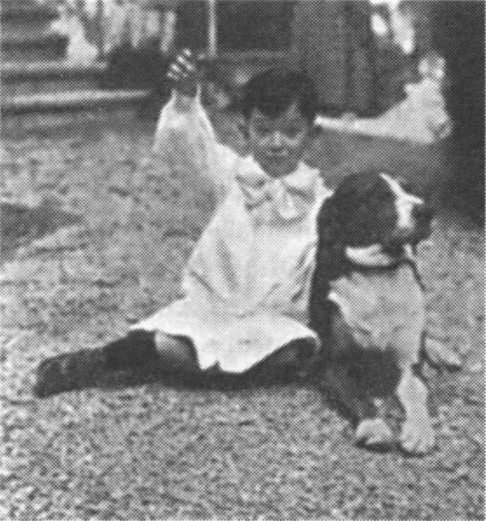 Сальвадор Дали в детстве, биография