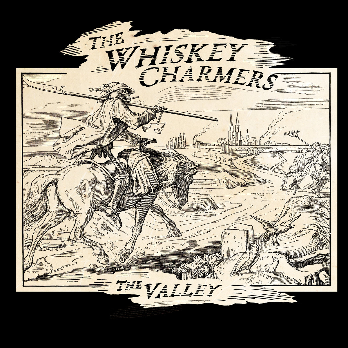 Кантри блюз, The Valley, The Whiskey Charmers