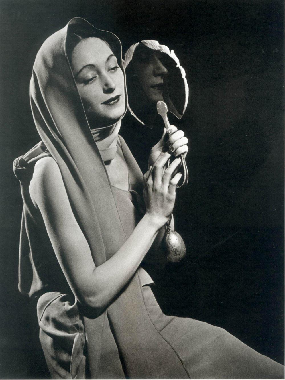 Мария Бенц (Нуш), жена Поля Элюара