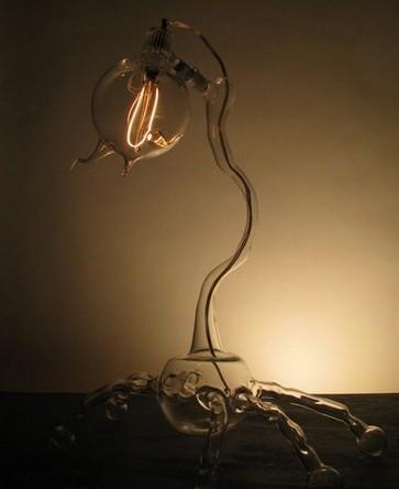 Лампы ручной работы Дилана Кеде Ролофса, современное декоративно-прикладное искусство