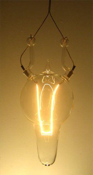 Удивительные лампочки накаливания Дилана Кеде Ролофса