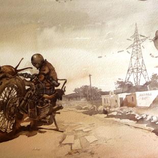 Картины художника Юрия Лаптева