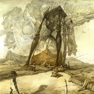 Картины Юрия Лаптева