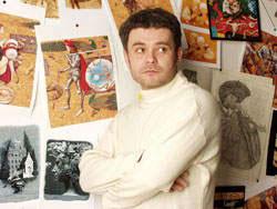 Владислав Ерко, художники иллюстаторы, фото