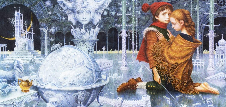 Иллюстрации Владислава Ерко, Снежная королева