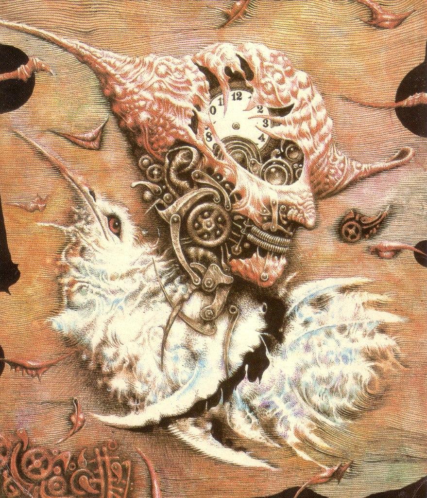 Рисунки Владислава Ерко, Кастанеда
