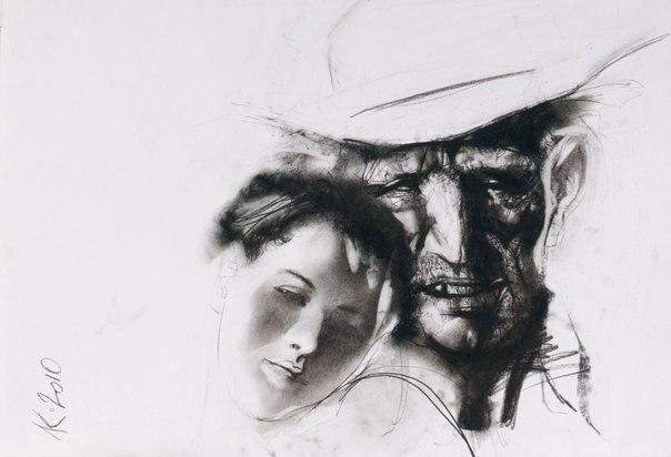 Клим Ли, зарисовки, иллюстрации Фредди Крюгер