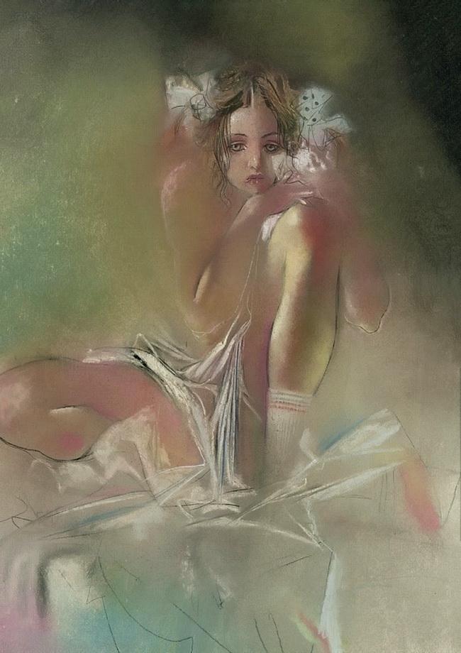Зарисовки Клим Ли, Лолита Набокова