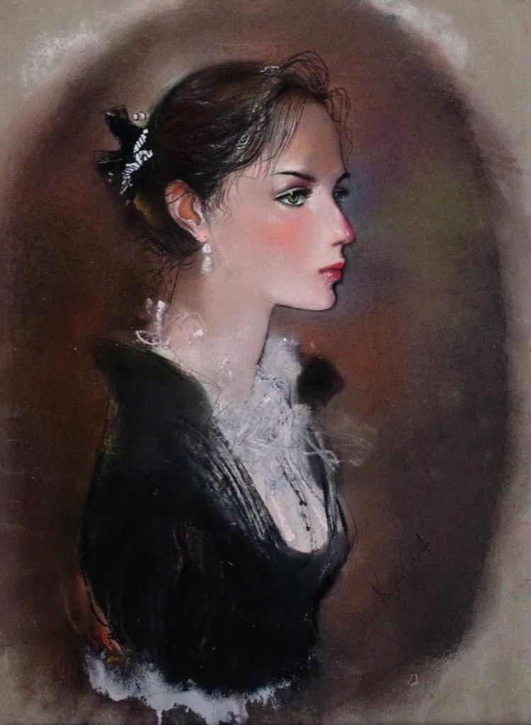 Клим Ли, картины