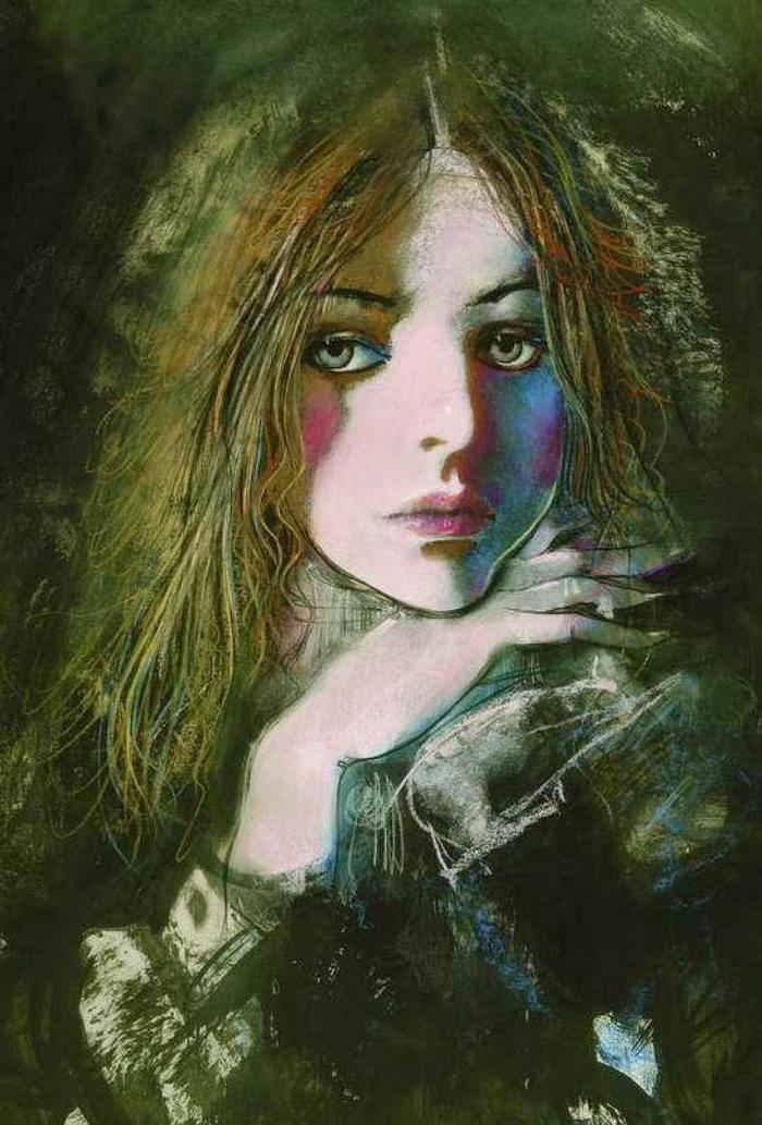 Лолита Набокова, обложка Клима Ли
