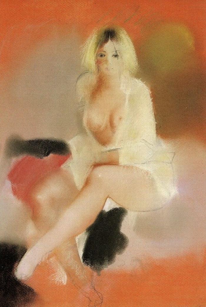 Клим Ли, рисунки к Лолите