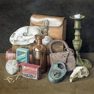 Картины акварельными красками, Джонатан Уолстенхолм