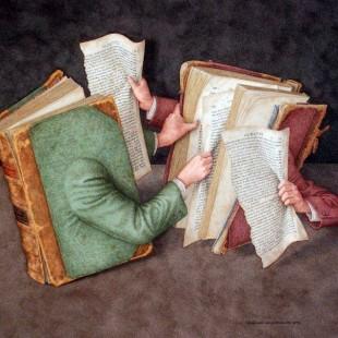 Оживишие книги Джонатана Уолстенхолма