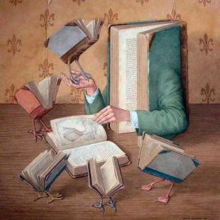 Картины акварелью художника Джонатана Уолстенхолма