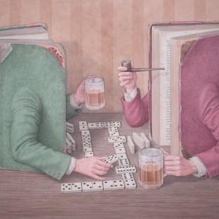 Живопись акварелью, Джонатан Уолстенхолм