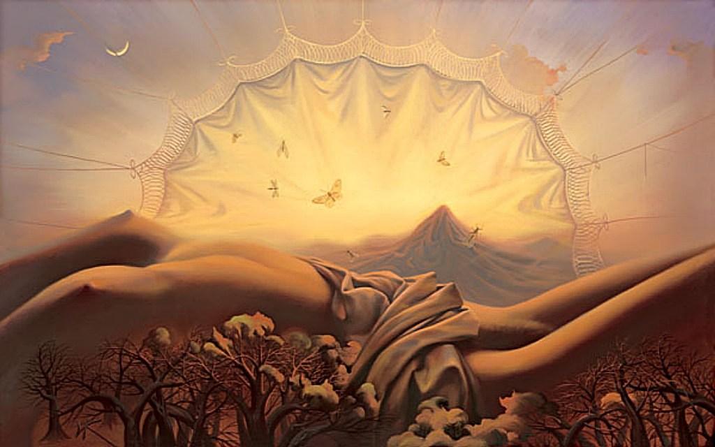 Картины Владимира Куша, Dream Catcher
