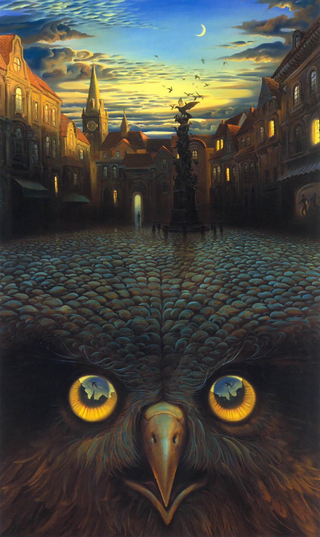 Владимир Куш, Evening Flight