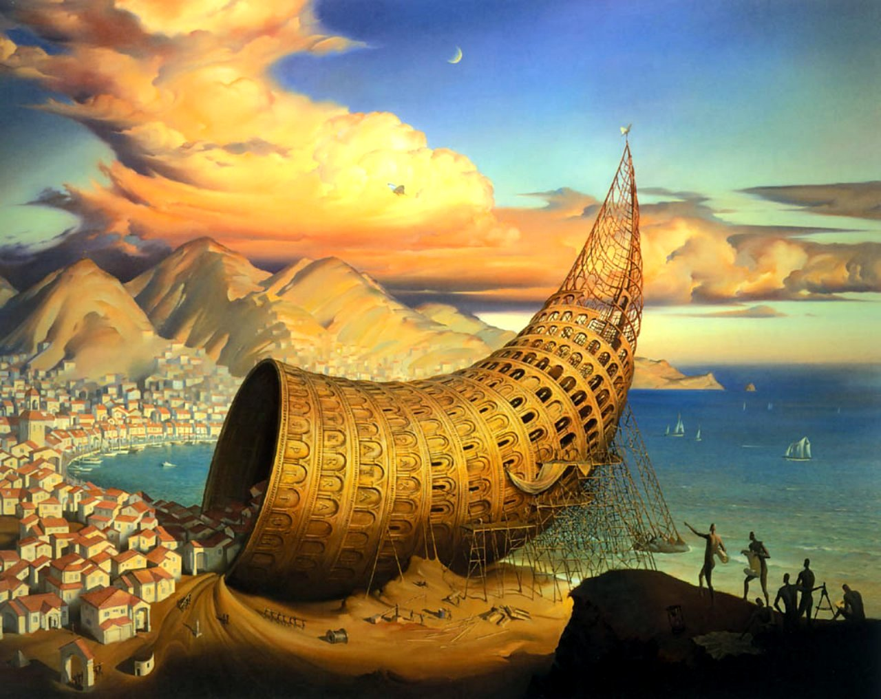 Владимир Куш, Horn of Babel
