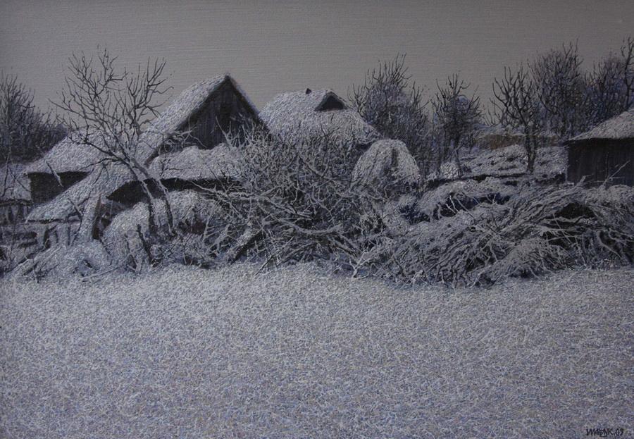 Пейзажи художника Ивана Марчука