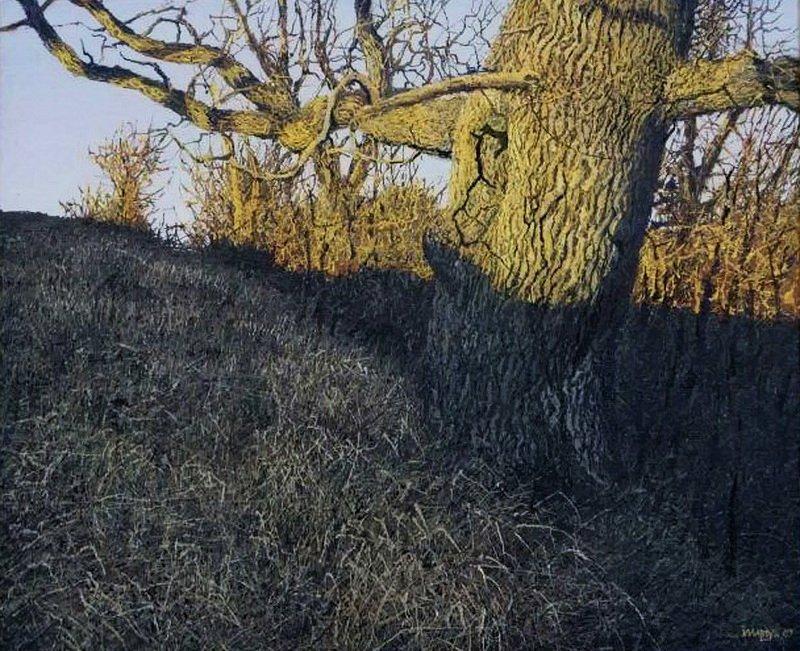 Иван Марчук, реализм