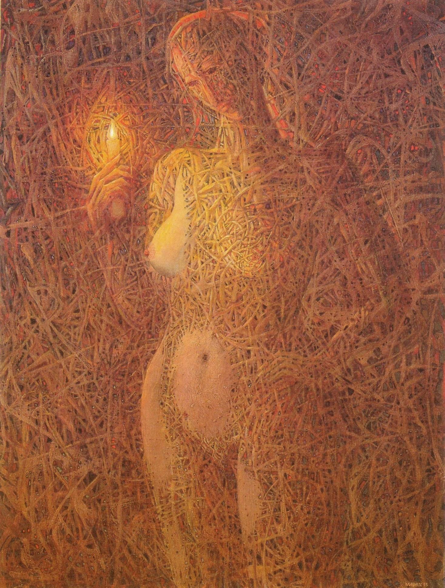 Иван Марчук, картины
