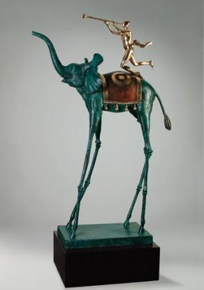 Скульптуры Сальвадора Дали, сюрреализм