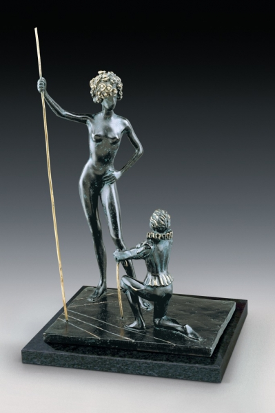 Сюрреалистические скульптуры