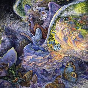 Зачарованные миры Жозефины Уолл, Вода и Воздух