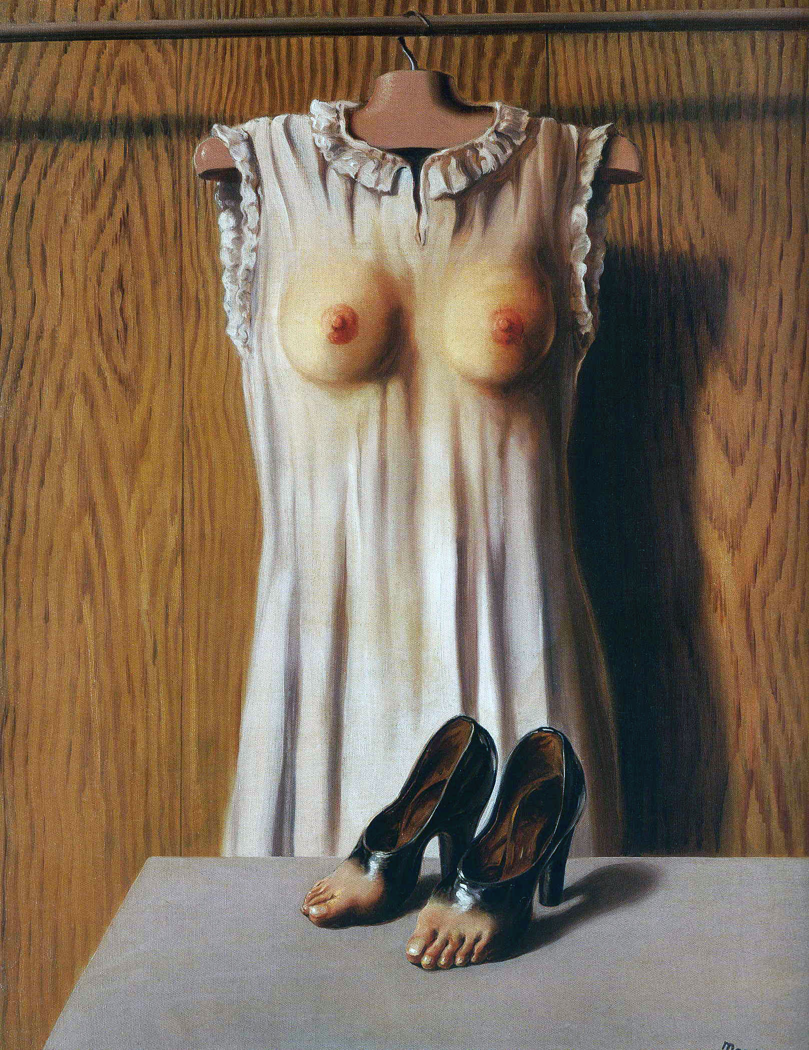La Philosophie dans le boudoir (Философия в будуаре), Рене Магритт, художники, сюрреализм