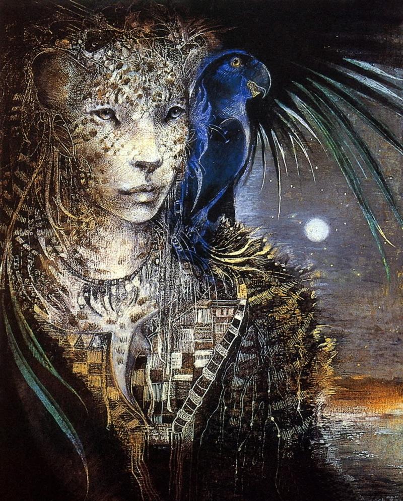 Картины Susan Seddon Boulet