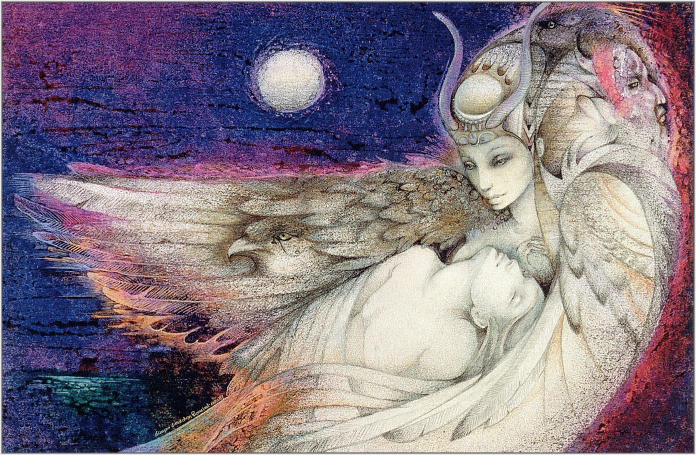 Индейские божества Susan Seddon Boulet