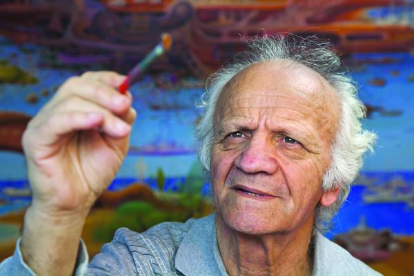 Васко Ташковский портрет